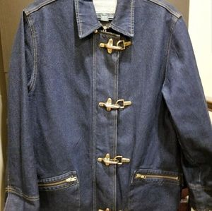 Ralph Lauren Barn Jean Jacket/Coat (unisex)